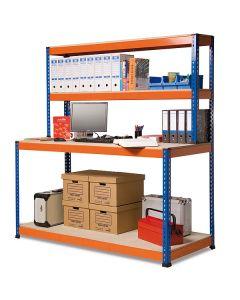 Mesa para trabalho Metal Point Plus